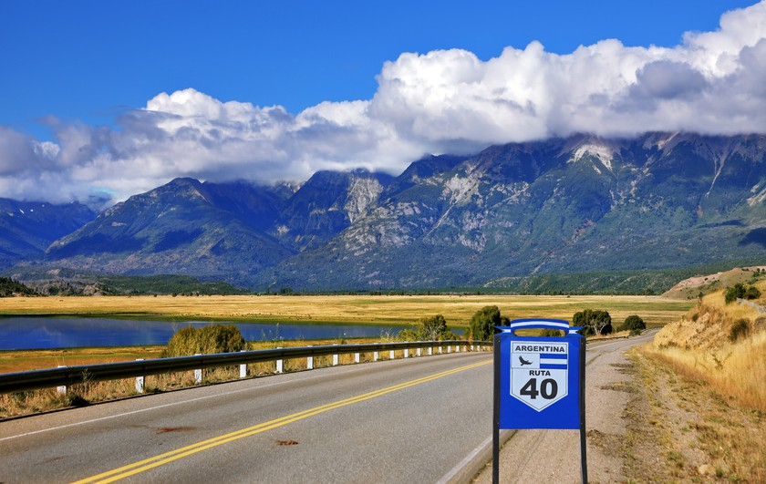 Route 66 of Argentina