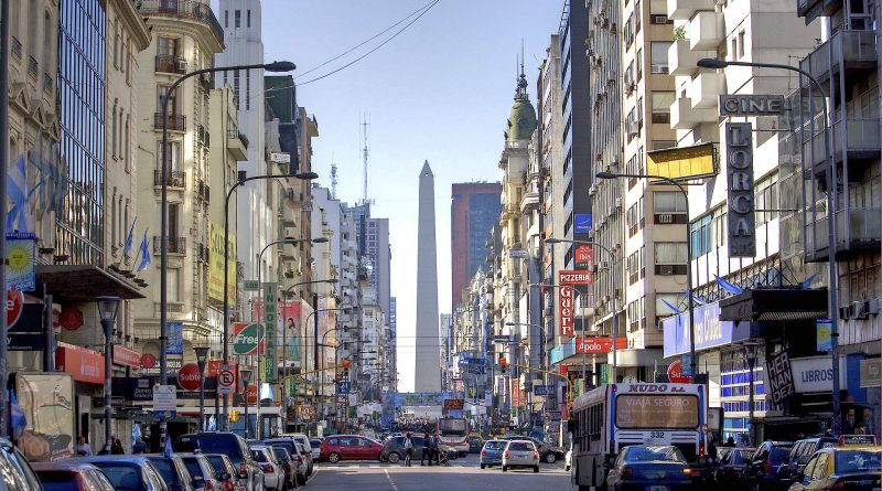 Myth about Buenos Aires